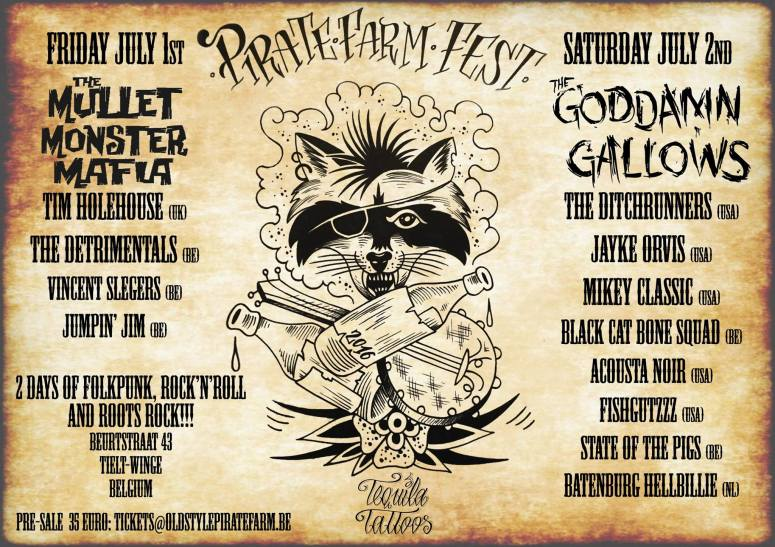 poster pirate farm fest