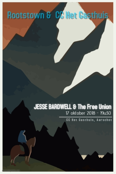 poster my wall jesee bardwell gasthuis