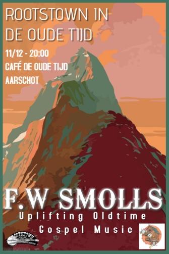 affiche f.w.smolls de oude tijd