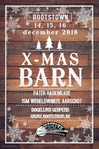 ROOTSTOWN WINTER BARN 2018 - Made with PosterMyWall