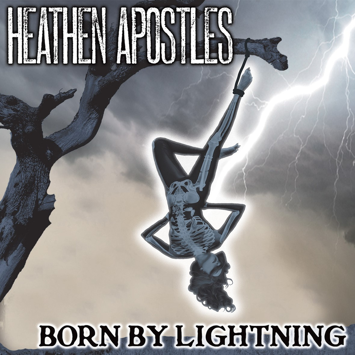 heathen apostles born by lightning cover