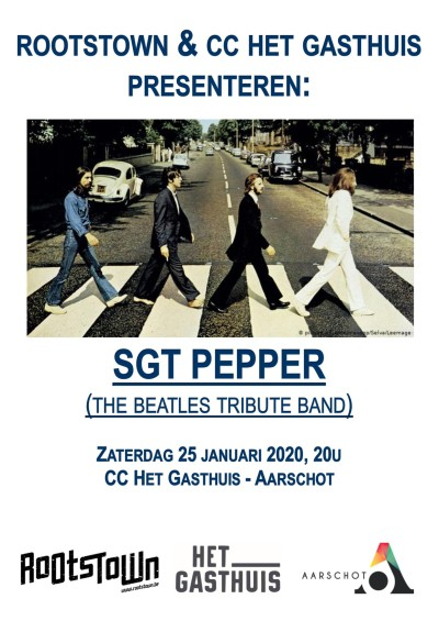 affiche sgt pepper beatles