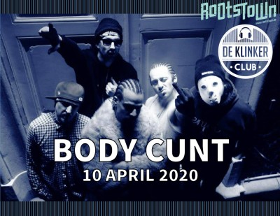 affiche body cunt rootstown